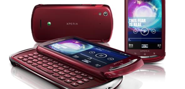 Review: Sony Ericsson Xperia Pro
