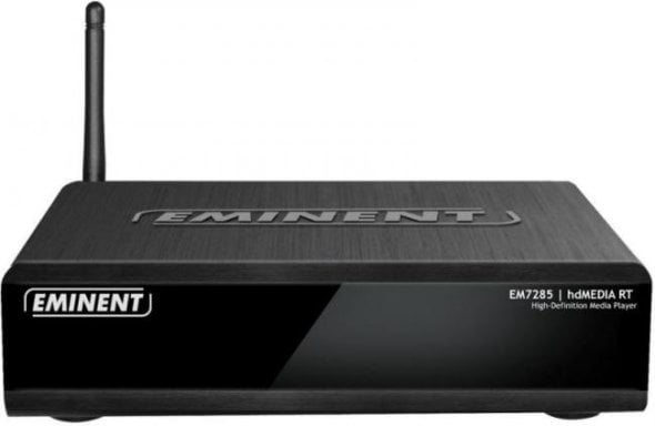 Review: Eminent EM7285 hdMEDIA RT3 Limited Edition media player