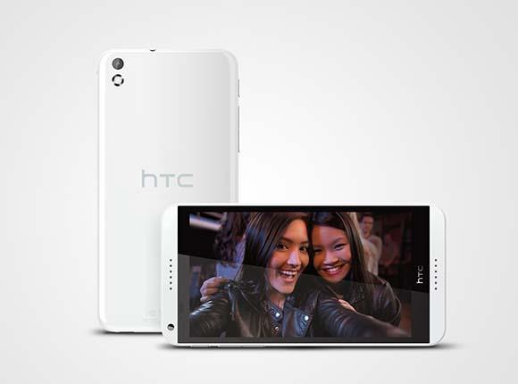 HTC onthult HTC Desire 816 en de HTC Desire 610