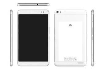 Huawei gaat lekker op MWC: MediaPad X1 aangekondigd