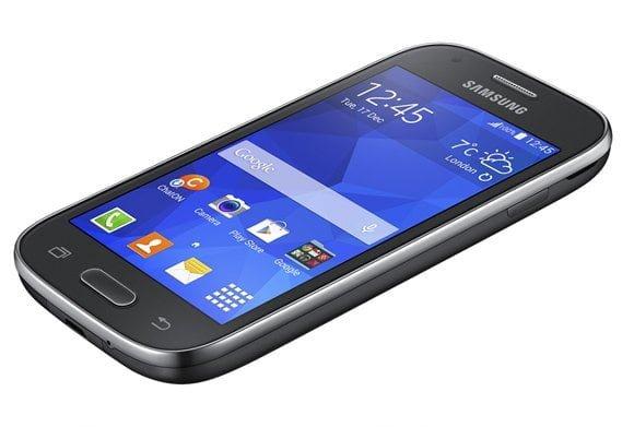 Nieuw en goedkoop: de Samsung GALAXY Ace Style