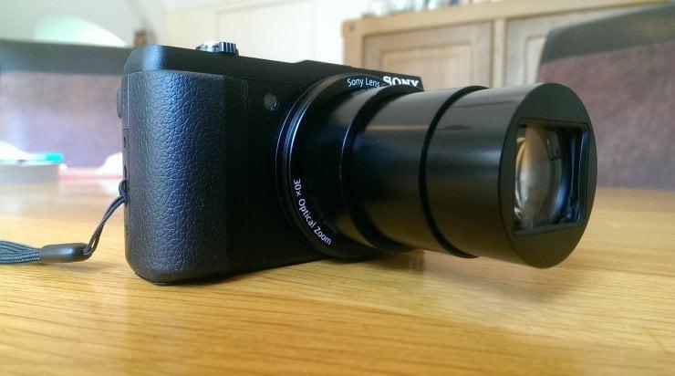 Review: Sony DSC-HX60V