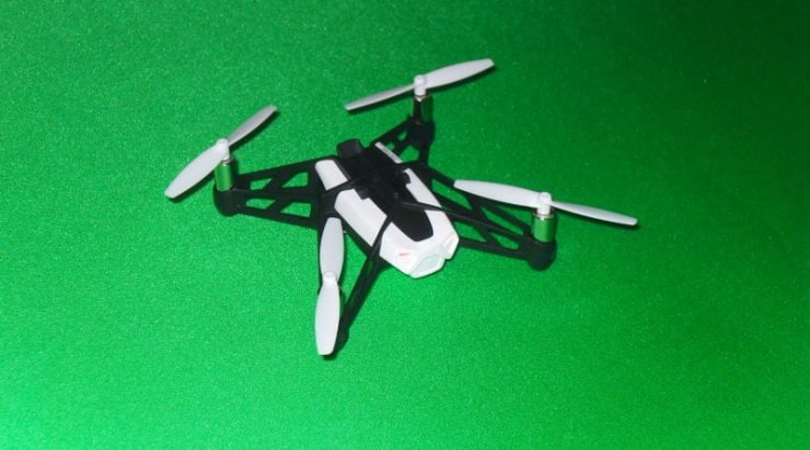 Parrot's Minidrones: gadgets waar kinderen van dromen