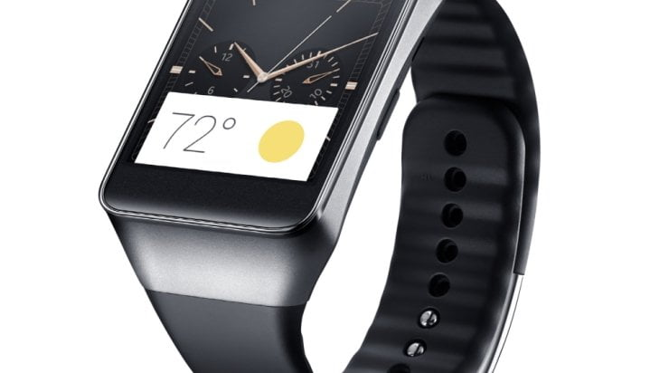 Samsung Gear Live smartwatch met Android Wear komt in augustus