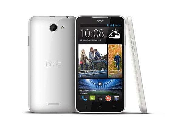 HTC introduceert HTC Desire 516 met dual SIM-kaart