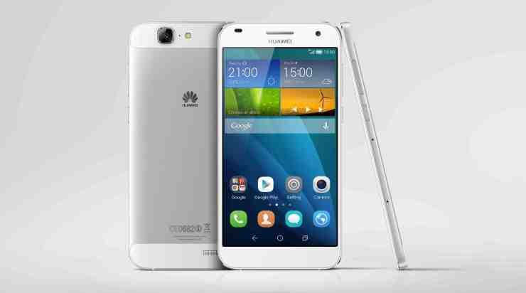 IFA 2014: Huawei presenteert de Ascend G7 en de Ascend Mate7