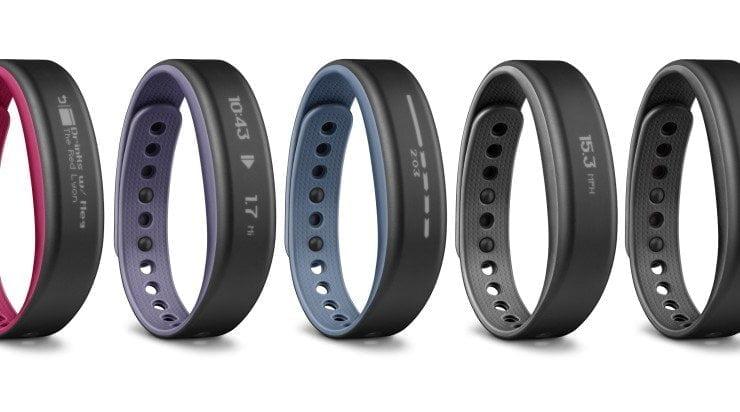 IFA 2014: Garmin Vivosmart, deels activity tracker, deels smartwatch