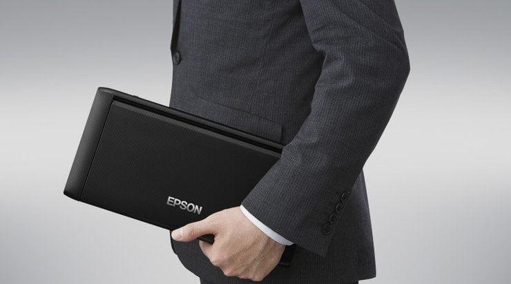IFA 2014: Epson introduceert de lichtste A4-inkjetprinter ter wereld!