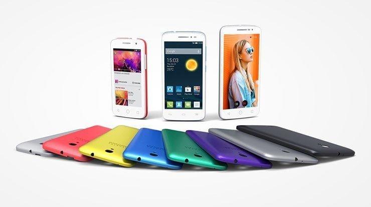 4 nieuwe ALCATEL ONETOUCH 4G-producten #CES2015
