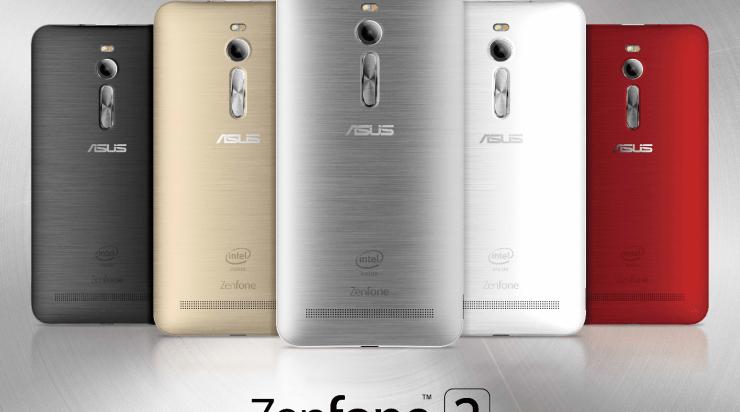 ASUS toont ZenFone 2 op #CES2015
