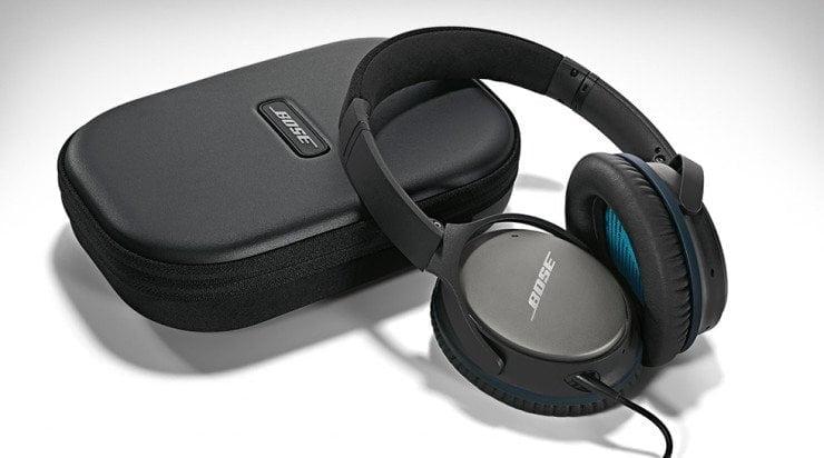 Bose introduceert QuietComfort 25 headphone