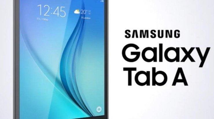 Galaxy Tab A door Samsung aangekondigd