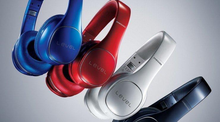 Samsung breidt Level audio-serie uit