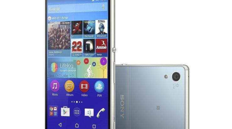 Xperia Z3+ geïntroduceerd door Sony, pre-order nu bij T-Mobile