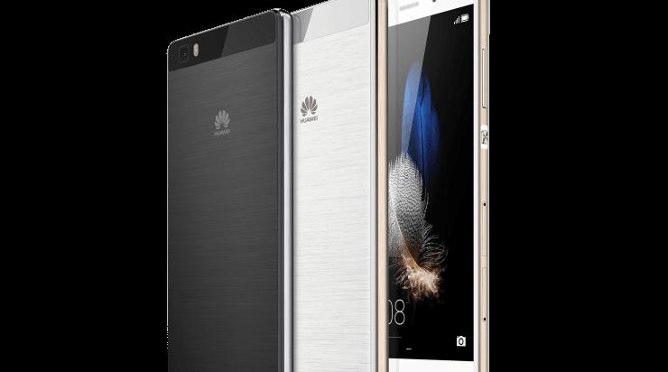 Huawei P8lite nu verkrijgbaar