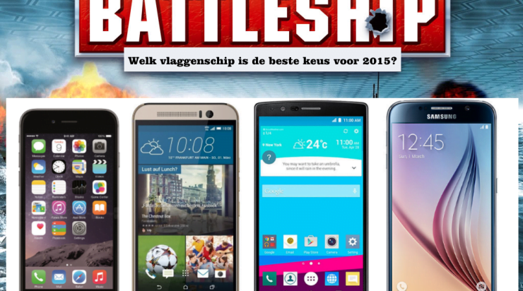 Battle of the flagships: welk vlaggenschip is de beste?
