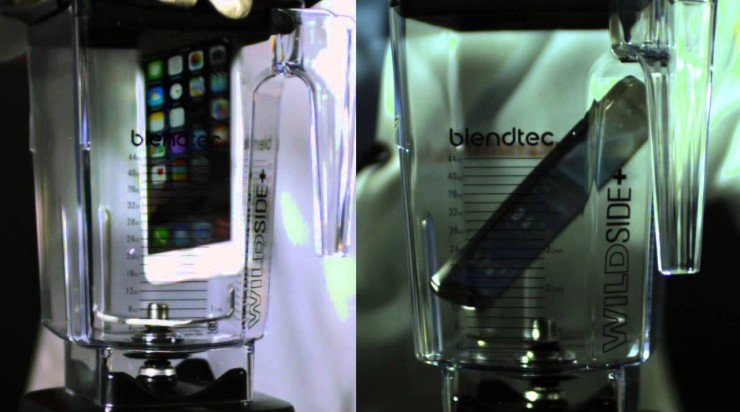 #videovrijdag Will it Blend: iPhone 6 Plus