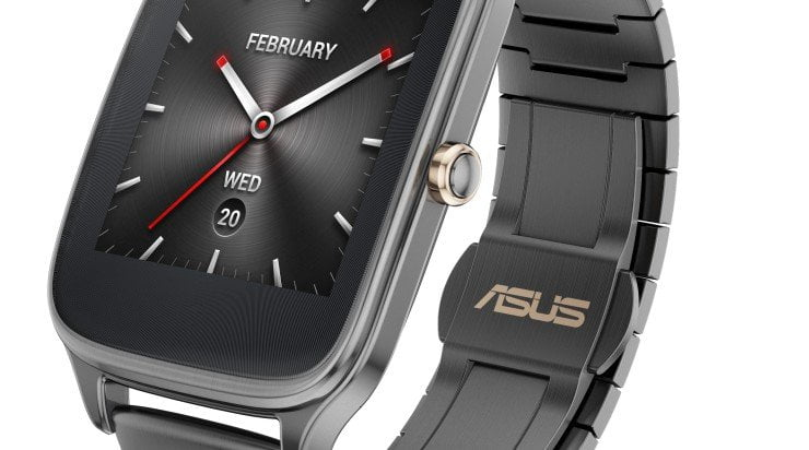 ASUS ZenWatch 2: nieuw design in 4 versies