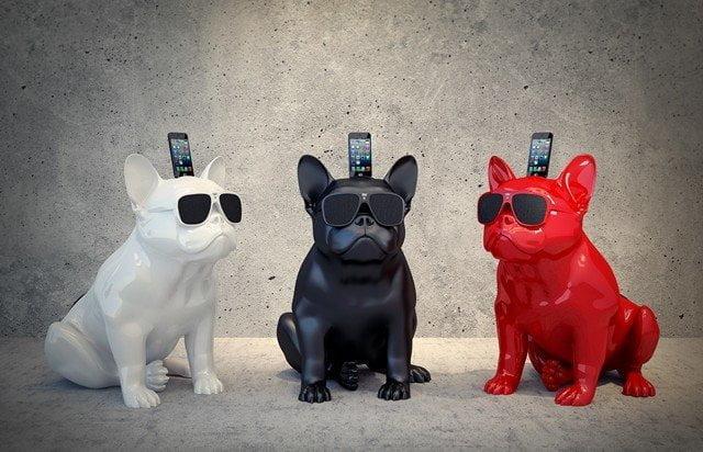 AeroBull: hondstrouw en slim audiosysteem