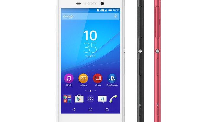 Sony Xperia M4 Aqua nu beschikbaar, check de abo's