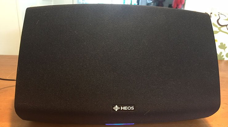 Review: HEOS 5 by Denon