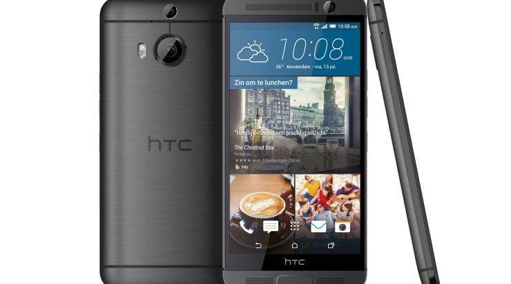 HTC One M9+ eindelijk officieel naar Nederland
