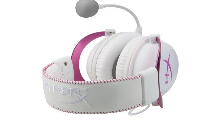 Review: HyperX Cloud II Pink headphones