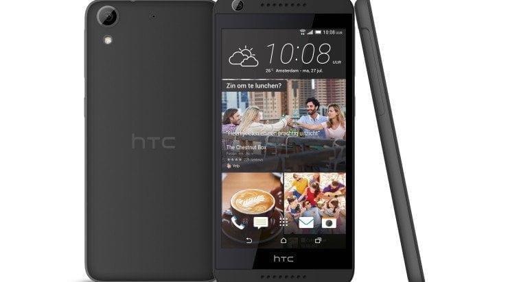 HTC Desire 626: strak dual-tone midrange-toestel