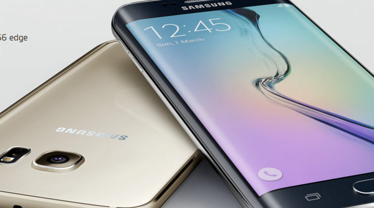 Nu 100 euro cashback op een Samsung GALAXY S6 (Edge)