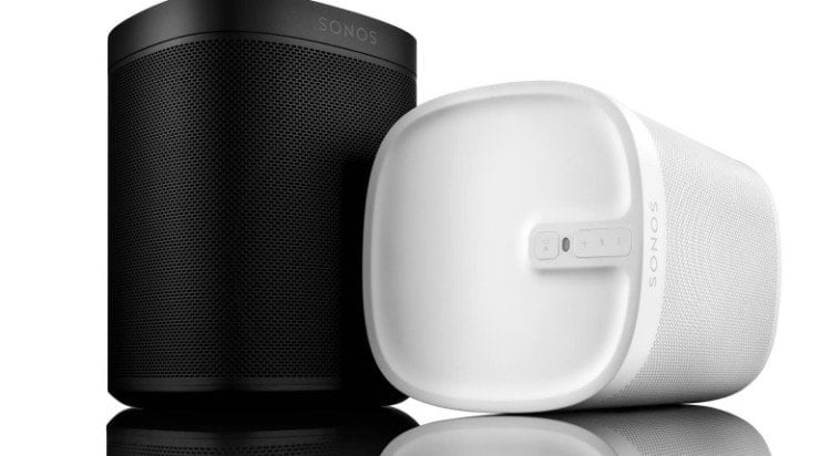 Wees snel! Sonos Play:1 Tone (Limited Edition) is er