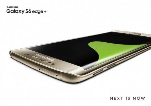 Vanaf vandaag te krijgen: Samsung GALAXY S6 edge+