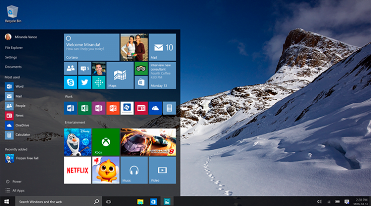 Back to School: upgrade naar Windows 10