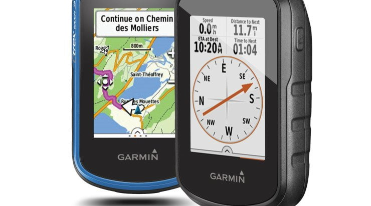 Review: Garmin eTrex Touch 35