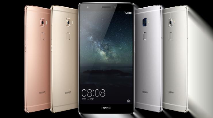 Huawei onthult Mate S, nieuw vlaggenschip in de Mate-serie