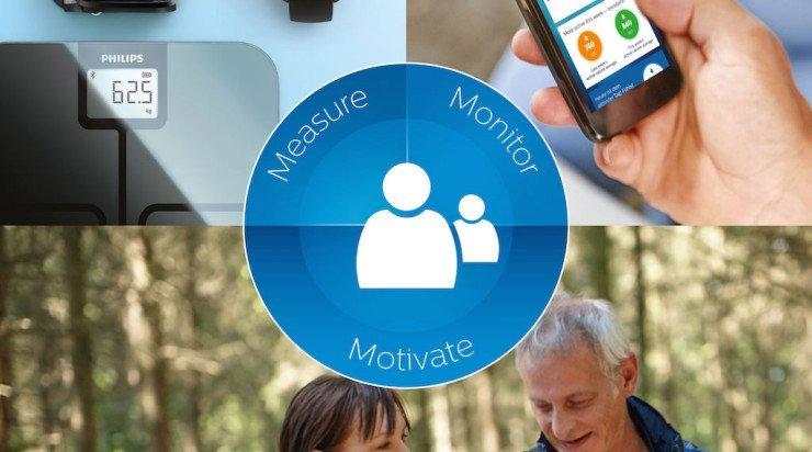 Philips komt met range producten voor persoonlijke gezondheidstechnologie