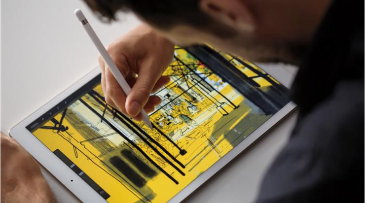 iPad Pro Apple Event
