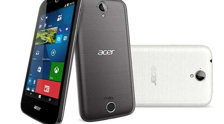 Nieuwe Liquid-telefoons van Acer #IFA2015