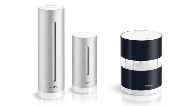 Netatmo Windmeter