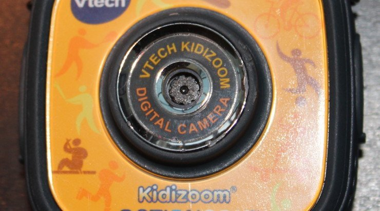 Review: VTech Kidizoom Action Cam