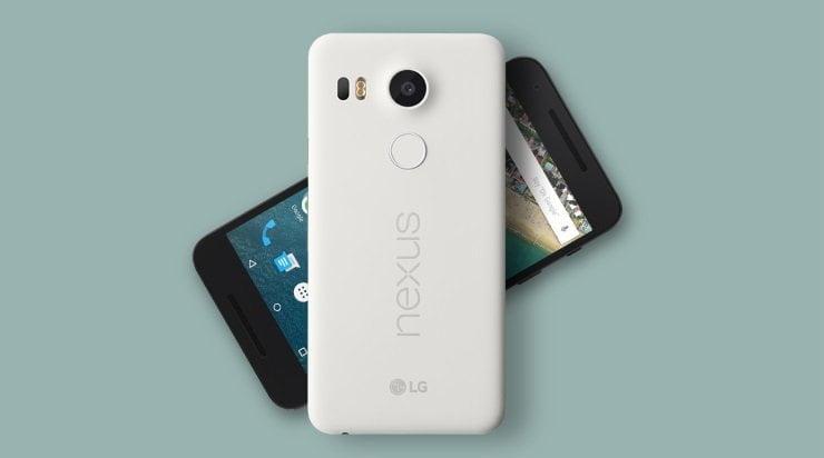 Nexus 5X – samenwerking Google en LG