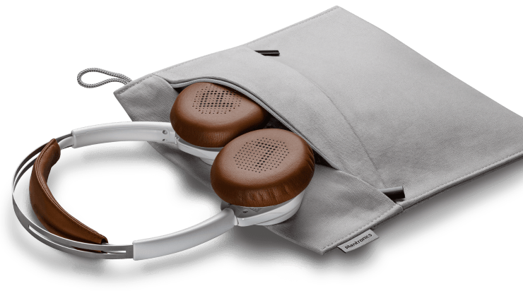Plantronics BackBeat Sense featured bag