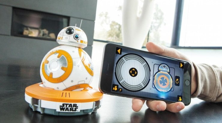 "De 10 beste Star Wars gadgets. ""Have them you must"""