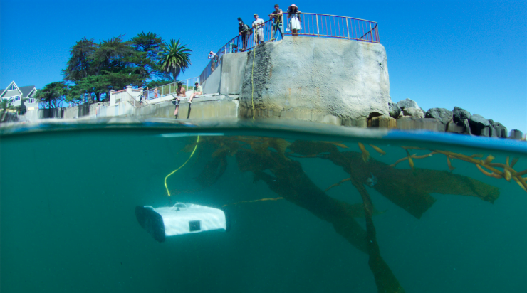Trident Onderwaterdrone featured