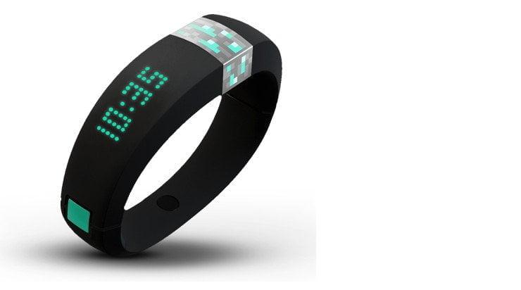 Gameband: Minecraft USB-armband voor kinderen