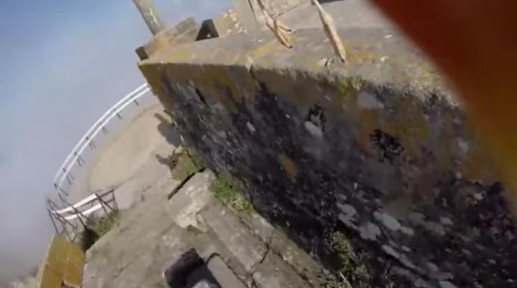 #videovrijdag: Zeemeeuw steelt GoPro