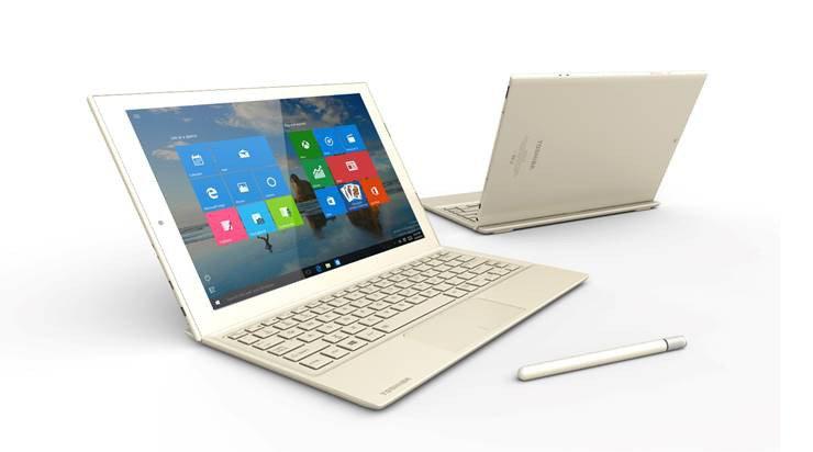 Toshiba dynaPad: de tablet om op te schrijven