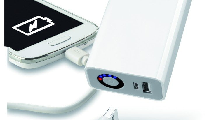 WIN: Cellularline Pocket USB Charger t.w.v. € 54,99