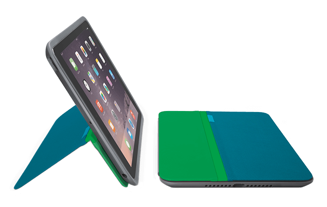 WIN: Logitech AnyAngle case voor iPad mini 2+3 t.w.v. € 69,99