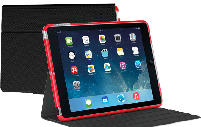 WIN: Logitech Ultra Protection case voor iPad mini t.w.v. € 79,99