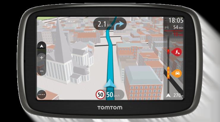 Nieuws: TomTom GO 51 en GO 61 aangekondigd